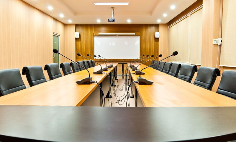 confrence-hall